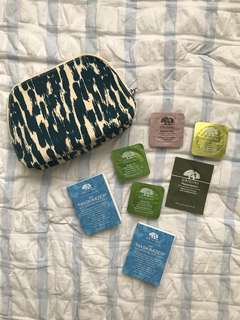 Origins Small packs with pouch