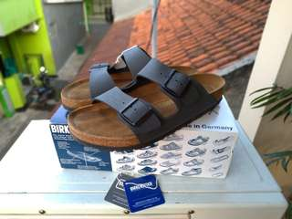 Birkenstock Arizona soft bed