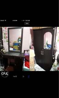 Cabinet and dresser for sale(please read)