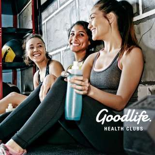 Student Discount Available @ Goodlife Brookfield Place