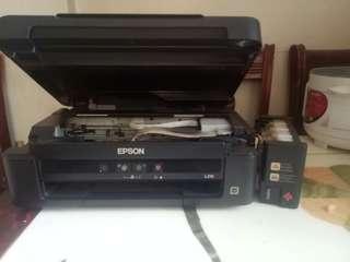 Epson scan printer