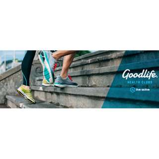 Try Goodlife Brookfield Place for FREE with a 5 Day Pass