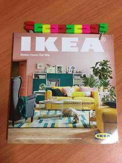 Ikea book 2018 (Reserved)