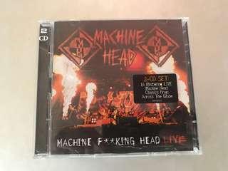 MACHINE ****ING HEAD LIVE
