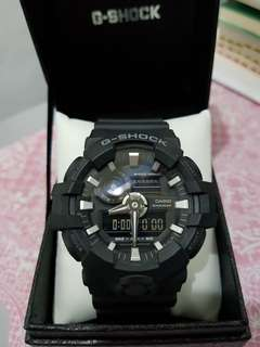 Authentic G-Shock WR20BAR