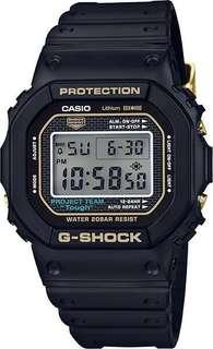 G-Shock 35週年 35th Anniversary DW-5035D