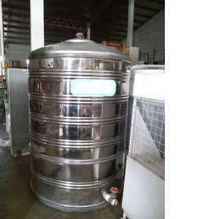 Deluxe Stainless Steel Tank 3000 litre