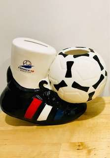 World Cup France Coin Bank