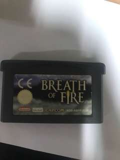 Gameboy breath of fire