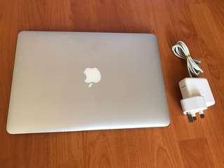 Macbook Air 13 inch Core i5-1.7Ghz 4Gb 256Gb