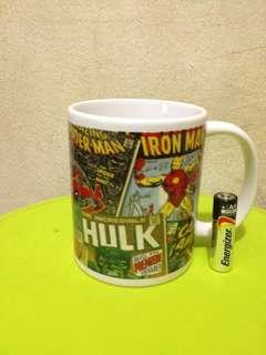 Avengers porcelin mug