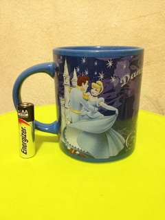 Cinderela porcelin mug