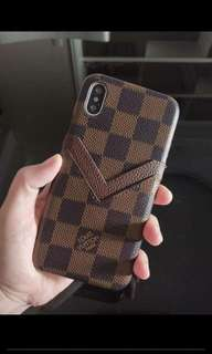 LV Case with pocket