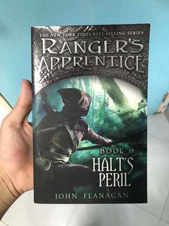 Ranger's Apprentice 9 Halt's Peril