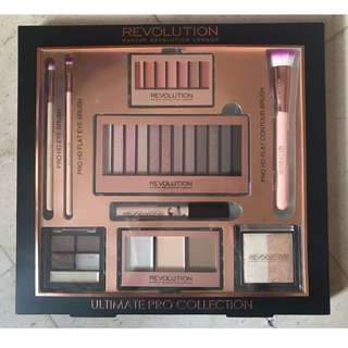 🚚 Makeup Revolution London Ultimate Pro Collection Set
