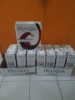 FRANZIA Red Wine 5L Box