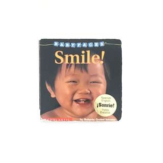 Smile! Baby Mini Board Book