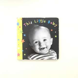 This Little Baby Mini Board Book