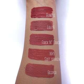 🚚 BNIP INSTOCK COLOURPOP Liquid Lipstick