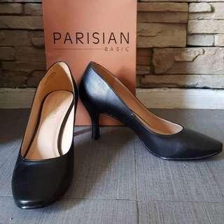 Parisian Black Shoes
