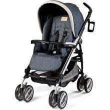 Peg Perego Pliko P3 in denim