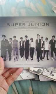 Super Junior [The Fourth Album] Bonamana