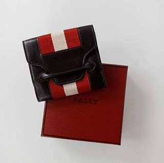 Bally Bifold Wallet Brown