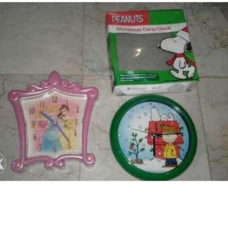 kids clock bundle