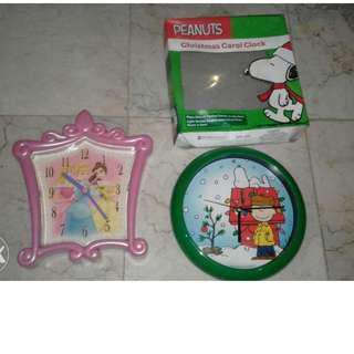kids clock bundle