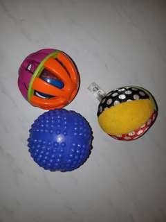 Feel balls