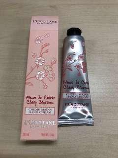 L'occitane Fleurs de Cerisier Cherry Blossom Hand Cream