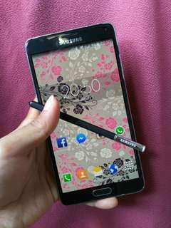 Samsung Note 4 (ORIGINAL 32gb internal 3gb ram) oppo vivo huawei lg lenovo asus