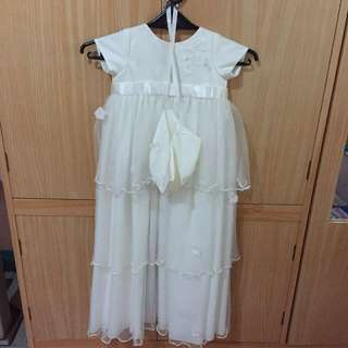 Baptismal Gown (SHIPPING INCLUDED)
