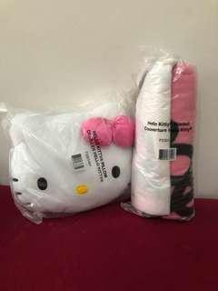 hello kitty pillow 2 kind