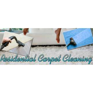 Professional Carpet Cleaning (Residential & Office)