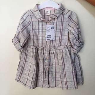 H&M Baby Shirtdress