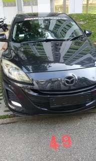 Mazda 3 Sedan 2.0 Auto Sport