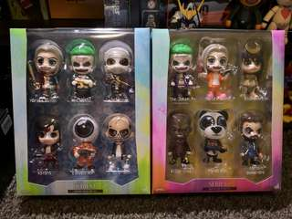 Suicide Squad Cosbaby Hot Toys