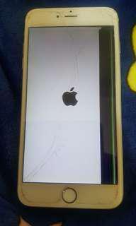 Spoilt iphone 6plus