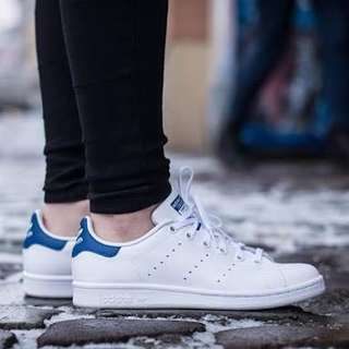 Adidas Stan Smith Shoes Navy