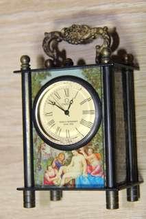Omega 19世纪小钟表