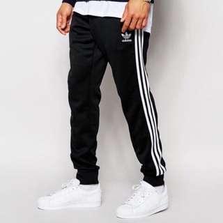 Adidas 縮口 棉褲