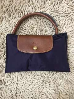 Longchamp medium short handle
