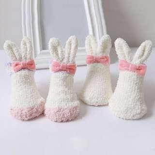 Bunny socks