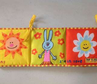Taf Toys Soft Book Toys