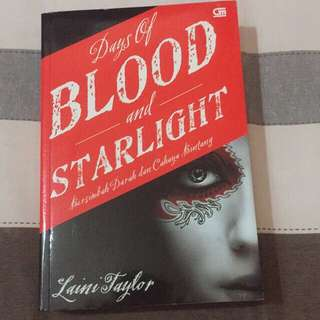 A Day Blood and Starlight