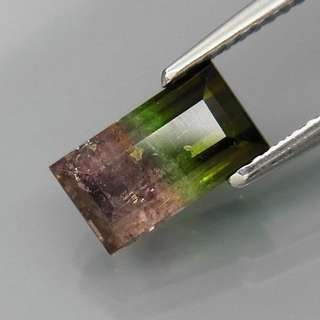 Watermelon tourmaline, unheated untreated