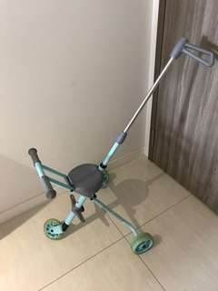 Toddler Tricycle Scooter