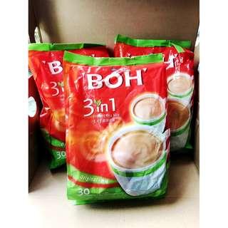 BOH三合一即溶奶茶(原味)(30入)
