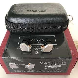 Campfire Audio Vega audiophile totl IEM IEMs
